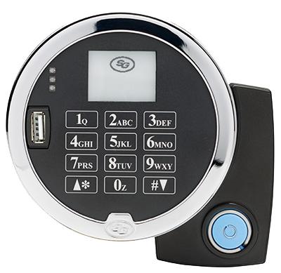 A Series W Display ATM Lock